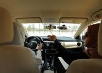 آرامکو در حال آموزش رانندگی به زنان