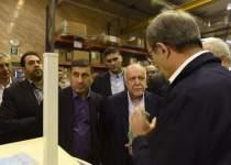 وزیر نفت   بازدید از شرکت مپنا