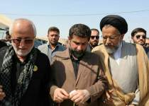 حضور وزیر اطلاعات در زائرسرای حوزه مقاومت بسیج شهید تندگویان | مرز چذابه