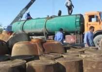 کشف سوخت قاچاق در کردستان   نفت آنلاین   عکس آرشیوی است