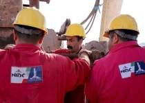 شاهکار حفارمردان شرکت ملی حفاری ایران در منطقه نفتی آزادگان   نفت آنلاین