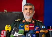 فرمانده هوافضای سپاه:دهها نفر در حمله موشکی به «عین الاسد» کشته شدهاند.