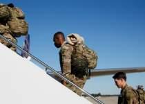 نیروهای هوابرد آمریکا به بغداد اعزام شدند