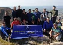 هیئت کوهنوردی شرکت بهره برداری نفت و گاز اروندان | نفت آنلاین
