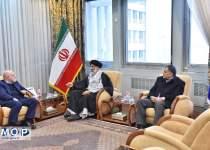 دیدار وزیر نفت و نماینده ولی فقیه در استان خوزستان | نفت آنلاین