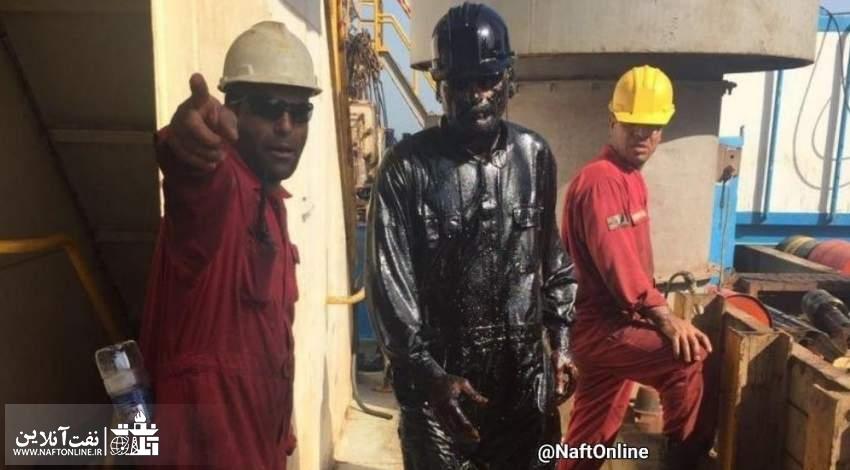 کارکنان عملیاتی صنعت نفت    سختی کار    حفارمردان    نفت آنلاین
