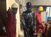 کارکنان عملیاتی صنعت نفت || سختی کار || حفارمردان || نفت آنلاین