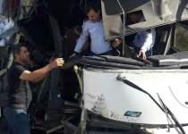 حادثه برای اتوبوس حامل کارکنان نفت    نفت آنلاین