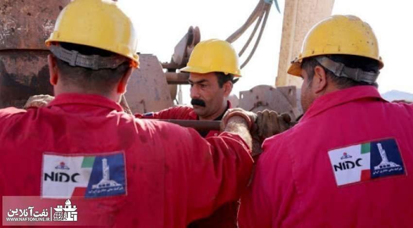 پرداخت نفت کارت های ملی حفاری   سید عبدالله موسوی