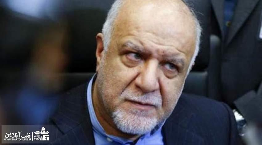 بیژن نامدار زنگنه | وزیر نفت