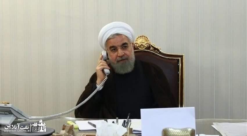 دکتر حسن روحانی   رییس جمهور   نفت آنلاین
