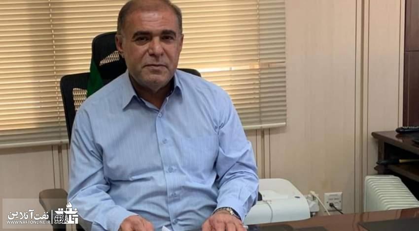 سید عبدالله موسوی   مدیرعامل شرکت ملی حفاری ایران