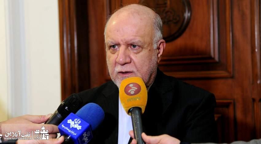 بیژن نامدار زنگنه   وزیر نفت   نفت آنلاین