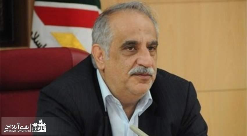 مسعود کرباسیان | مدیرعامل شرکت ملی نفت ایران