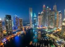 تصویری دبی سال ها بعد از نفتی شدن   نفت آنلاین