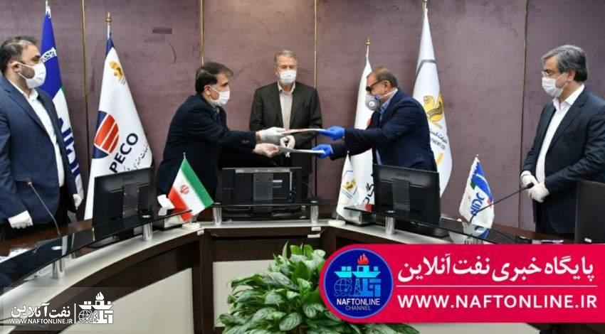 قرارداد 60 میلیون دلاری شرکت ملی حفاری ایران   نفت آنلاین