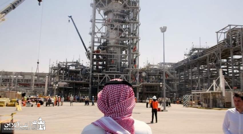 تاسیسات نفتی سعودی | نفت آنلاین