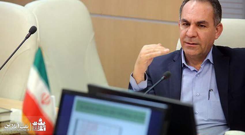 مسعود کرباسیان مدیرعامل شرکت ملی نفت ایران | نفت آنلاین