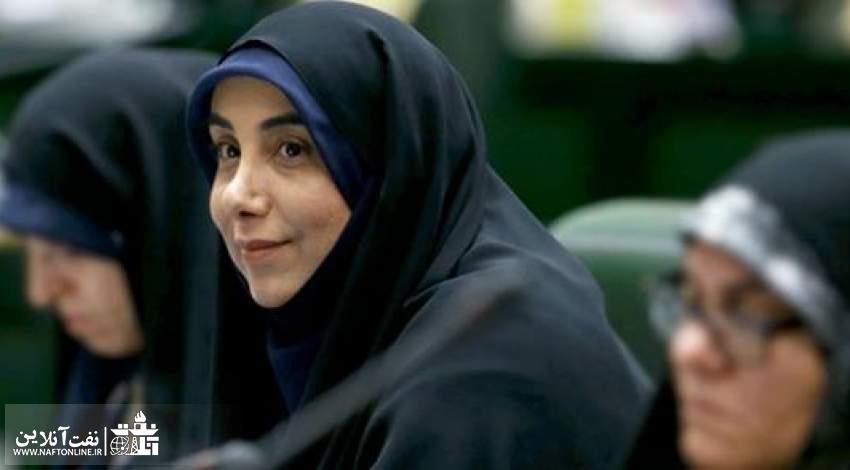سکینه الماسی   نماینده سابق مجلس   نفت آنلاین