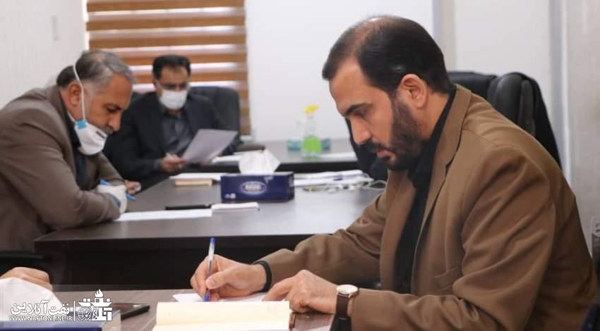 مهندس مجتبی یوسفی | نماینده مردم اهواز ؛ باوی ؛ کارون و حمیدیه در مجلس شورای اسلامی | نفت آنلاین