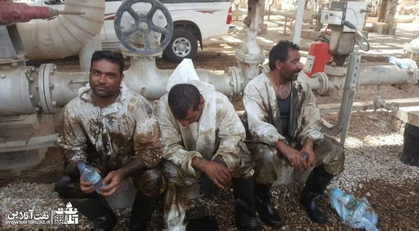 کارکنان پیمانکاری نفت | اجرای طرح طبقه بندی مشاغل | نفت آنلاین