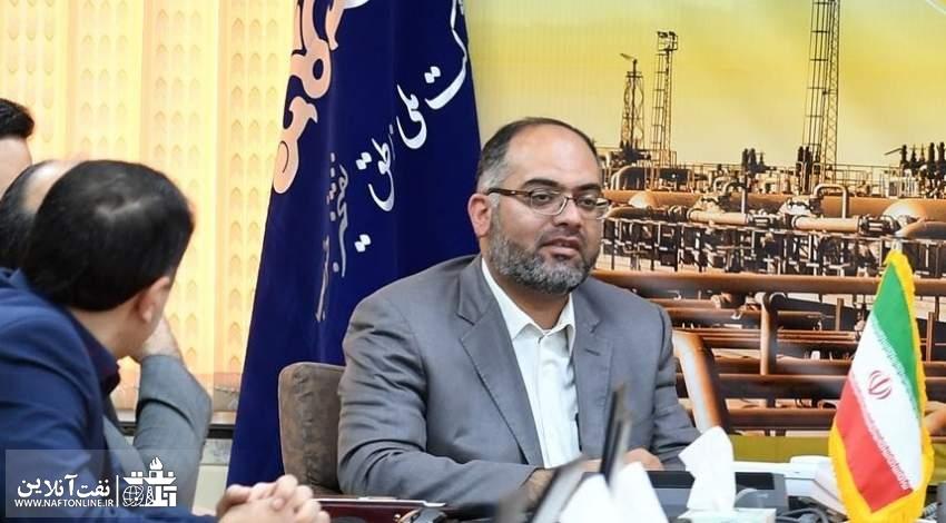 مهندس کوروش محمدی | رییس حراست شرکت ملی مناطق نفتخیز جنوب | نفت آنلاین