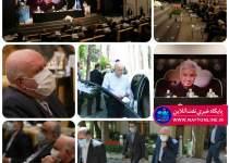 نفت آنلاین   مراسم مرحوم کاظمی پور