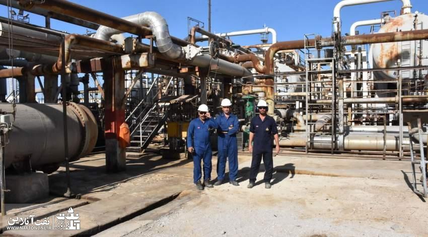 کارخانه درود یک   نفت آنلاین