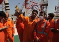 بازدید رییس بنیاد مستضعفان از سکوهای حفاری در خلیج فارس | نفت آنلاین
