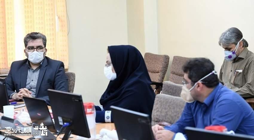 مهندس محمد خانچی   مشاور مدیرعامل شرکت ملی مناطق نفتخیز جنوب