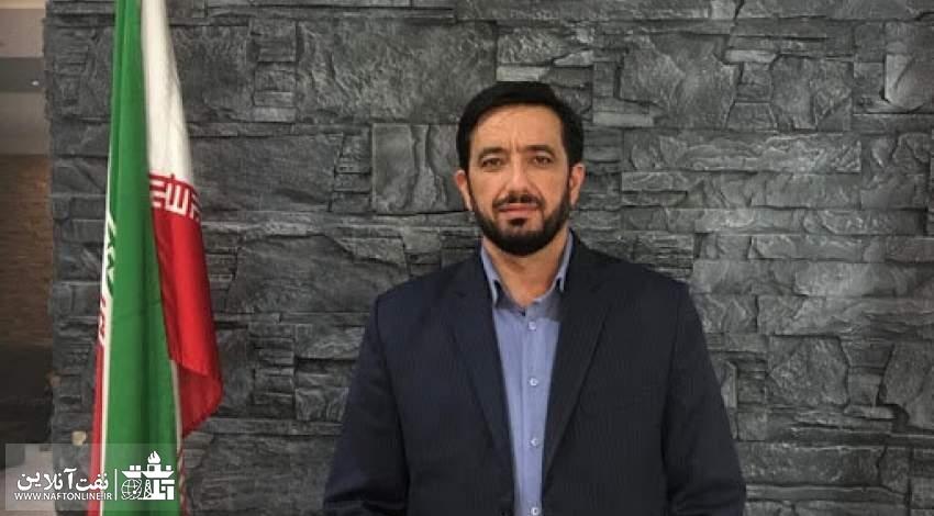 سید سالار محمدنیا | باشگاه فرهنگی ورزشی شرکت ملی حفاری ایران