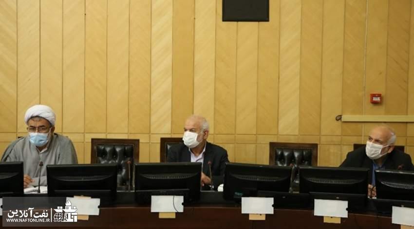 حبیب آغاجاری   عضو کمیسیون انرژی مجلس