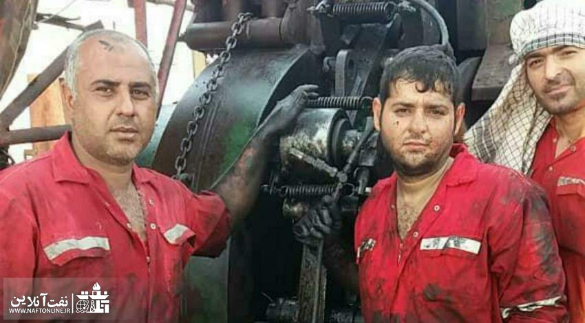 کارکنان عملیاتی نفت در شرکت ملی حفاری ایران   نفت آنلاین