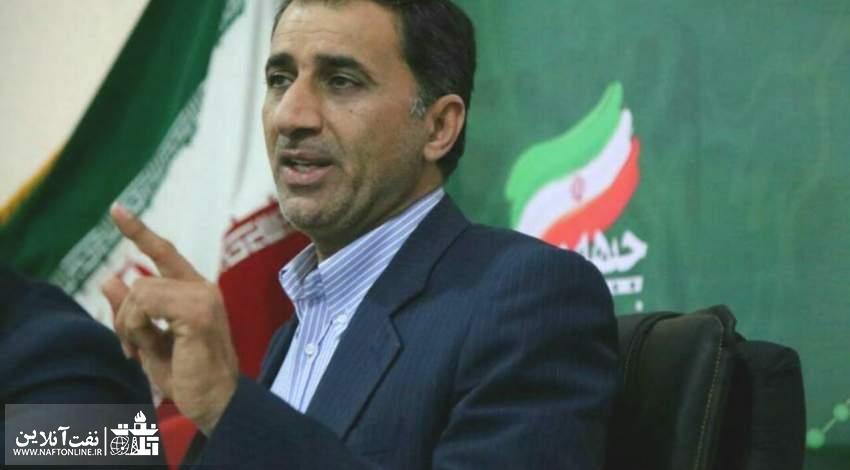 سید کریم حسینی | نماینده اهواز | نفت آنلاین