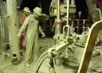 کار و تلاش کارکنان عملیاتی نفت   نفت آنلاین