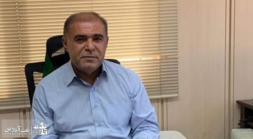 سید عبدالله موسوی   مدیرعامل شرکت ملی حفاری ایران   نفت آنلاین