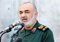 سرلشکر سلامی | فرمانده کل سپاه پاسداران انقلاب اسلامی
