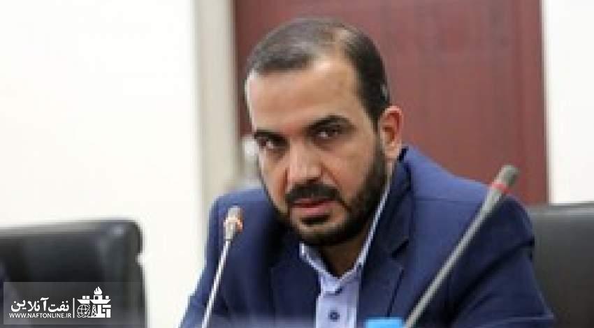 مهندس مجتبی یوسفی   نماینده اهواز در مجلس