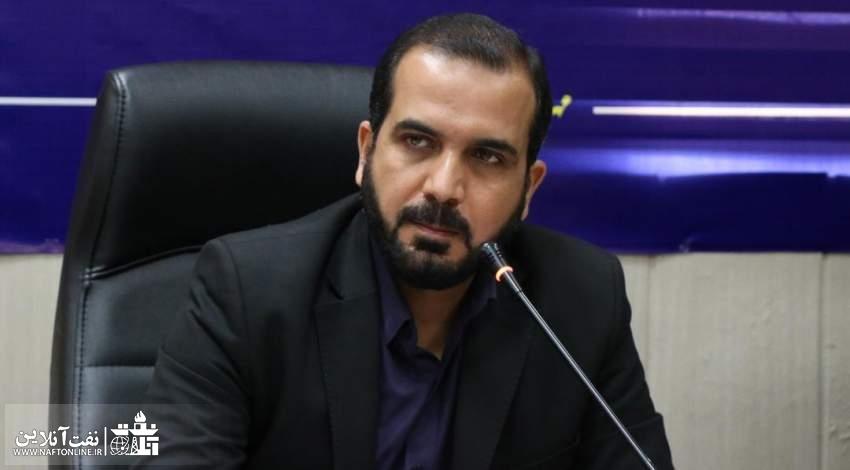 مهندس مجتبی یوسفی | نماینده اهواز در مجلس | نفت آنلاین