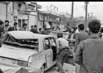 تصویری از حمله موشکی به شهر مسجدسلیمان | نفت آنلاین