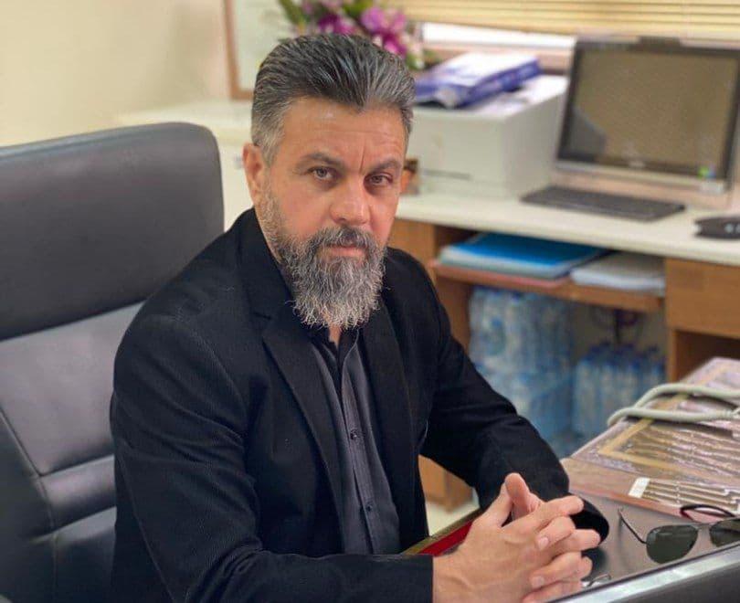 سعید اکبری ملی حفاری
