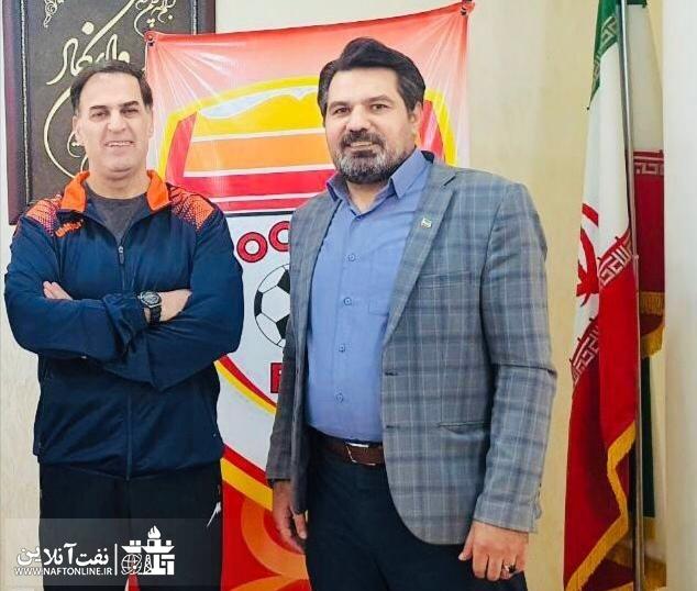 حمید رشیدی   سرمربی وزنه برداری فولاد خوزستان