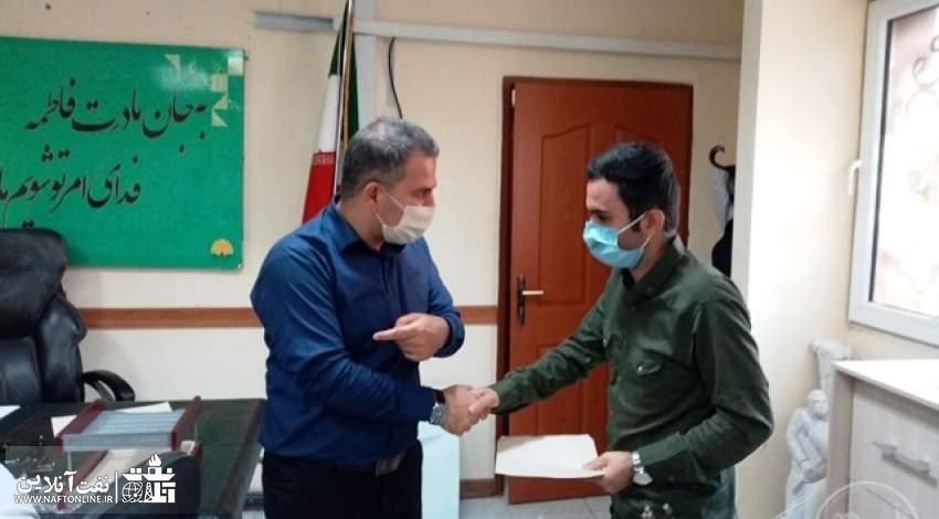 محمود ممبینی | قائم مقام سازمان زیباسازی شهرداری کلانشهر اهواز