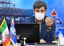مدیرعامل شرکت ملی مناطق نفتخیز جنوب | مهندس احمد محمدی