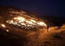 تشکوه ، کوهی که هیچوقت شعله ور نمی شود | نفت آنلاین