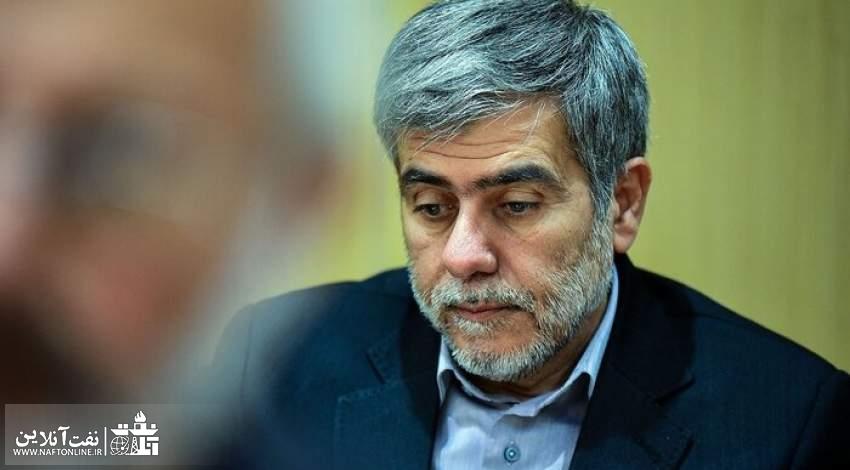 دکتر فریدون عباسی رئیس کمیسیون انرژی مجلس   نفت آنلاین