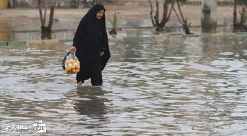 تعطیلی ادارات بندر امام