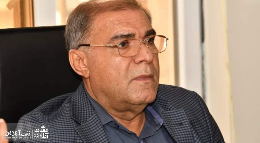 مهندس سید عبدالله موسوی مدیرعامل شرکت ملی حفاری ایران