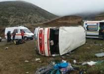 حادثه رانندگی جهت سرویس کارکنان پتروشیمی مسجدسلیمان | نفت آنلاین