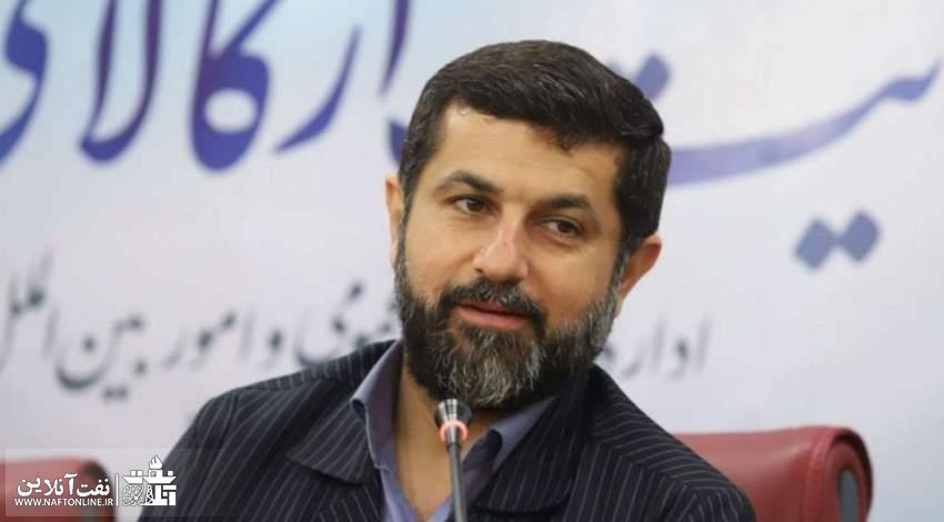 شریعتی استاندار خوزستان   نفت آنلاین